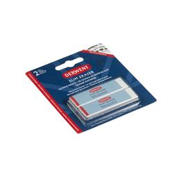 Derwent Slim Eraser Twin Pack Thumbnail Image 3