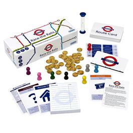TFL Race The Rails Family Game Thumbnail Image 1