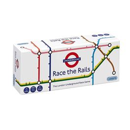 TFL Race The Rails Family Game Thumbnail Image 0
