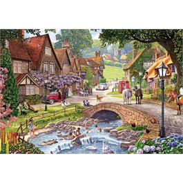 Wisteria Wedding 250XL Piece Jigsaw Puzzle thumbnail