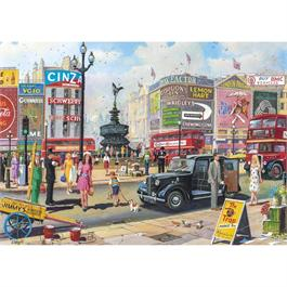 Piccadilly 250XL Piece Jigsaw Puzzle Thumbnail Image 1