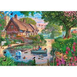 Golden Hour 1000 Piece Jigsaw Puzzle Thumbnail Image 1