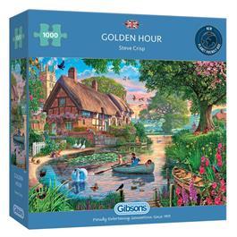 Golden Hour 1000 Piece Jigsaw Puzzle thumbnail