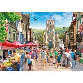 Keswick 1000 Piece Jigsaw Puzzle Thumbnail Image 1