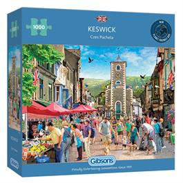 Keswick 1000 Piece Jigsaw Puzzle Thumbnail Image 0