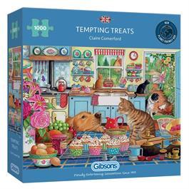 Tempting Treats 1000 Piece Jigsaw Puzzle Thumbnail Image 0