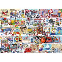 Spacehoppers & Scooters 1000 Piece Jigsaw Puzzle Thumbnail Image 1