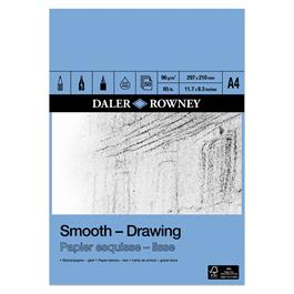 Daler Rowney Smooth Drawing Pads 96gsm thumbnail