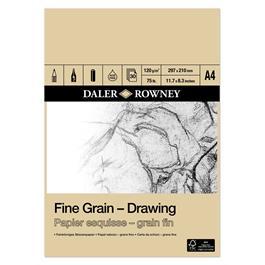 Daler Rowney Fine Grain Drawing Pad A4 thumbnail