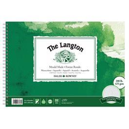 Langton Spiral 425gsm/200lb 14 x 10 inch (355 x 254mm) thumbnail