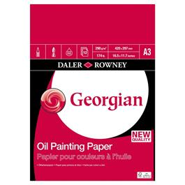 Georgian Oil Pads A3 thumbnail