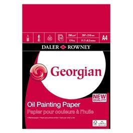Georgian Oil Pads A4 thumbnail