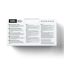 Liquitex Professional Mediums Starter Set 6x100ml Thumbnail Image 2
