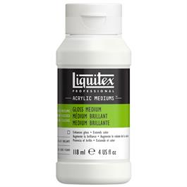 Liquitex Gloss Medium & Varnish 946ml Bottle thumbnail