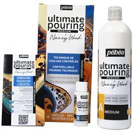 Pebeo Ultimate Pouring Medium Thumbnail Image 7
