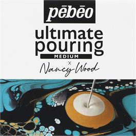 Pebeo Ultimate Pouring Medium Discovery Set Thumbnail Image 2