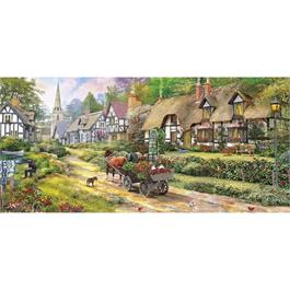 Heading Home 636 Piece Jigsaw Puzzle Thumbnail Image 1