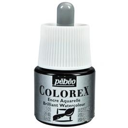 Pebeo Colorex Ink Ivory Black 45ml thumbnail