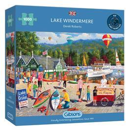 Lake Windermere 1000 Piece Jigsaw Puzzle thumbnail