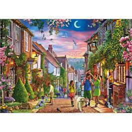 Mermaid Street Rye 500XL Piece Jigsaw Puzzle Thumbnail Image 1