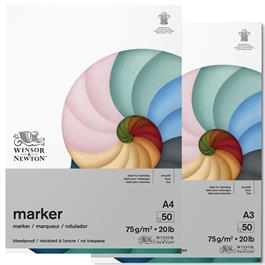 Winsor & Newton Bleedproof Marker Pad Thumbnail Image 3