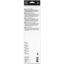 Liquitex Basics Set Of 2 Extra Large Synthetic Brushes Thumbnail Image 3