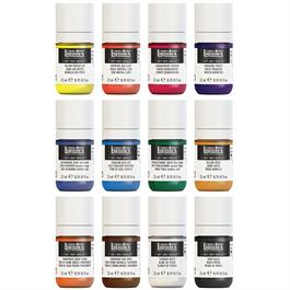 Liquitex Professional Soft Body Acrylic Essentials Set 12x22ml Thumbnail Image 3