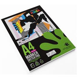 Artgecko Pro Marker Sketch Pads 250gsm Thumbnail Image 2