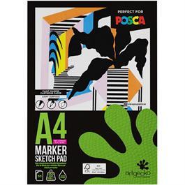Artgecko Pro Marker Sketch Pad A4 Portrait thumbnail