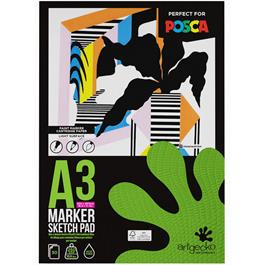 Artgecko Pro Marker Sketch Pad A3 Portrait thumbnail