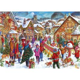 Light Up The Night Limited Edition 2021 1000 Piece Jigsaw Puzzle Thumbnail Image 1