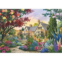 Flora & Fauna 4 x 500 Piece Jigsaw Puzzle Thumbnail Image 3