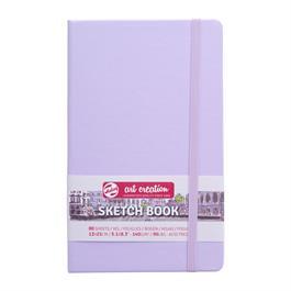 Sketchbook 13x21cm Pastel Violet thumbnail