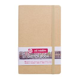 Sketchbook 13x21cm Kraft thumbnail