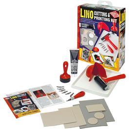 Essdee Lino Cutting & Printing Kit Thumbnail Image 1