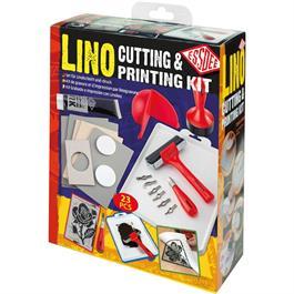 Essdee Lino Cutting & Printing Kit Thumbnail Image 0