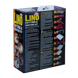 Essdee Lino Cutting & Printing Kit Thumbnail Image 2