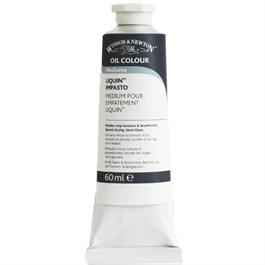 Winsor & Newton Liquin Impasto Medium 60ml Tube thumbnail