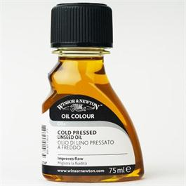 Winsor & Newton Cold Pressed Linseed Oil 75ml thumbnail