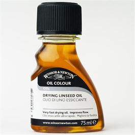 Winsor & Newton Drying Linseed Oil 75ml thumbnail