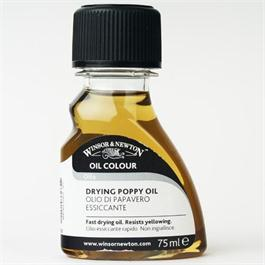 Winsor & Newton Drying Poppy Oil 75ml thumbnail