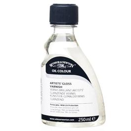 Winsor & Newton Artists' Gloss Varnish 250ml thumbnail