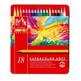 Supracolor Soft Tin of 18 Pencils thumbnail