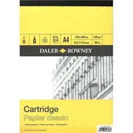 Daler Rowney Smooth Cartridge Pad A4 thumbnail