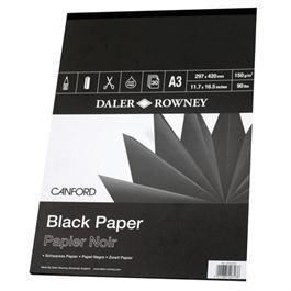 Canford Black Paper Pad thumbnail
