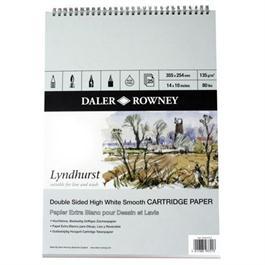 Daler Rowney Lyndhurst Sketch Book thumbnail