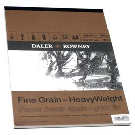 Daler Rowney Fine Grain Heavyweight Pad A5 thumbnail