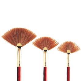 Sceptre Gold II Short Handled Brushes - Fan thumbnail