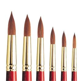 Sceptre Gold II Series 101 Brushes - Round thumbnail