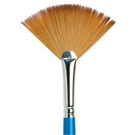 Cotman Series 888 Short Handled Brushes - Fan Thumbnail Image 2